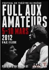 affiche full aux amateurs 2012 mjc rhone-alpes
